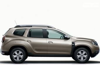 Renault Duster 2021 Intense