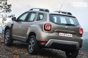 Renault Duster 1.6 MT (115 л.с.) Base 2018