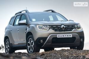 Renault Duster Base