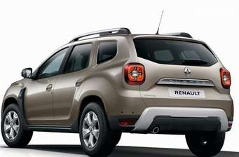 Renault Duster 1.6 MT (115 л.с.) Life 2018