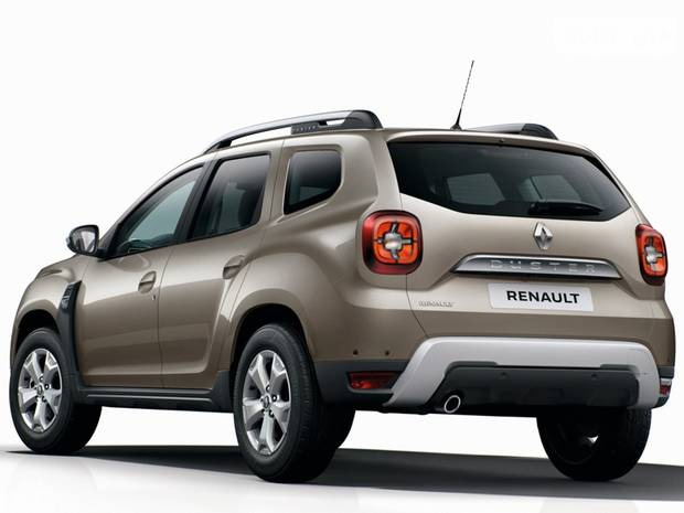 Renault Duster Zen
