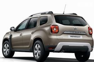 Renault Duster 1.5 D MT (110 л.с.) Techroad 2019