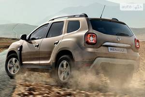 Renault Duster 1.6 MT (115 л.с.) AWD Zen 2019