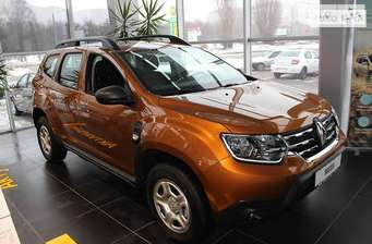 Renault Duster Life 2020