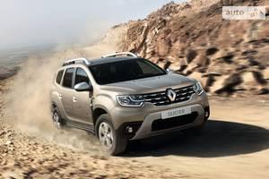 Renault Duster 1.5 D MT (110 л.с.) Life 2019