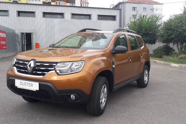 Renault Duster Life