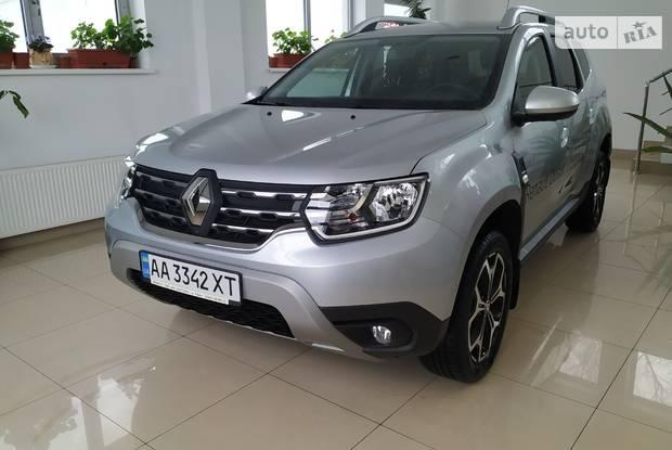 Renault Duster Intense
