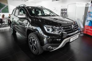 Renault Duster 1.5 D MT (110 л.с.) AWD Intense 2020