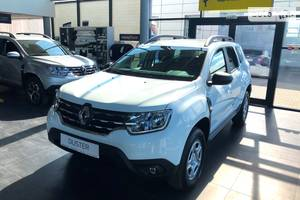 Renault Duster 1.6 MT (115 л.с.) Life 2020