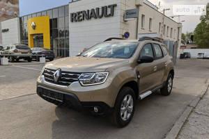 Renault Duster 1.6 MT (115 л.с.) Zen 2020