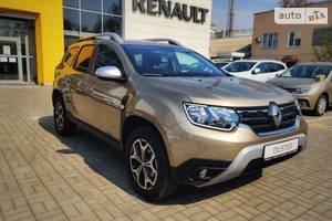 Renault Duster 1.5 D MT (110 л.с.) AWD Intense 2020