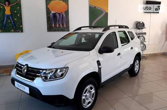 Renault Duster 1.5 D MT (110 л.с.) 2020
