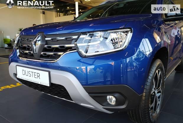 Renault Duster Individual