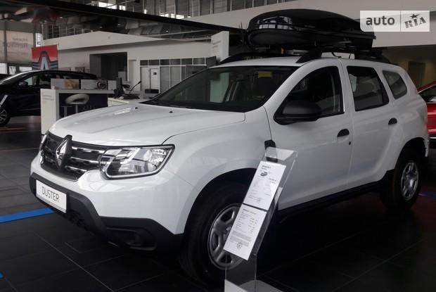 ? Кредит на Renault Duster под 0.0%