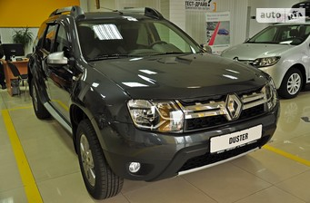 Renault Duster 1.6 5MT (105 л.с.) 2WD Authentique 2017