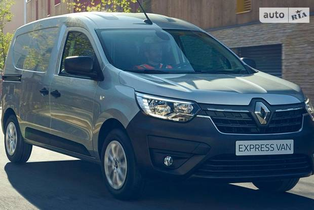 Renault Express Van Life