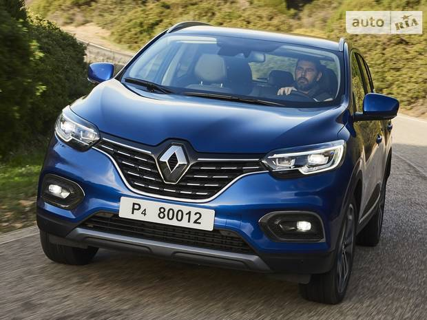 Renault Kadjar Black Edition