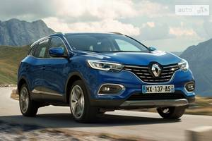 Renault Kadjar 1.2 TCe EDC7 (130 л.с.) Intense 2019
