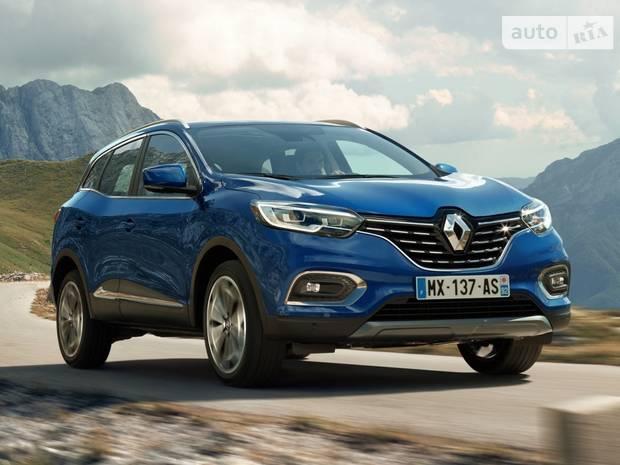 Renault Kadjar Life