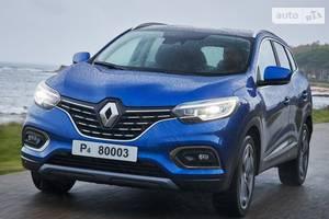 Renault Kadjar 1.2 TCe EDC7 (130 л.с.) Zen 2019