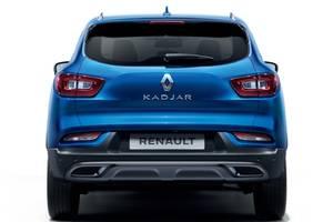 Renault Kadjar 1.5 DCi EDC6 (110 л.с.)  Zen 2019