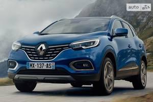 Renault Kadjar 1.6 DCi MT6 (130 л.с.) AWD Intense 2019