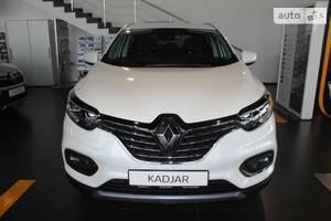 Renault Kadjar 1.5 DCi EDC6 (110 л.с.)  Intense 2019