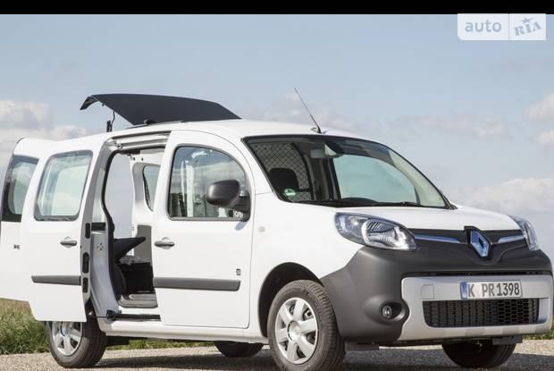 Renault Kangoo груз.
