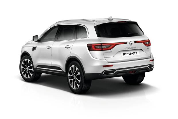 Renault Koleos Life