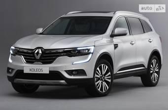 Renault Koleos 2.0D CVT (175 л.с.) AWD 2018