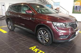 Renault Koleos 2.0D CVT (177 л.с.) AWD 2018