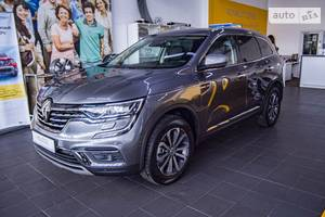 Renault Koleos 2.0D CVT (177 л.с.) AWD Individual 2020