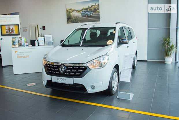 Renault Lodgy Expression