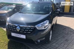 Renault Lodgy 1.5D МТ (90 л.с.) Intense 2021