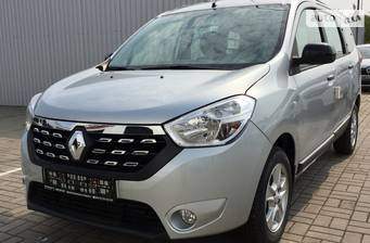 Renault Lodgy 1.5D МТ (90 л.с.) 2021