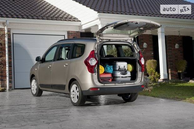 Renault Lodgy Life+