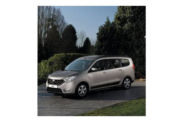 Renault Lodgy Intense