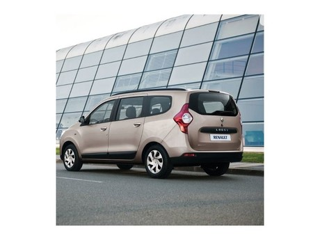 Renault Lodgy 2021