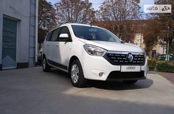 Renault Lodgy 1.5D МТ (90 л.с.) 7s 2018