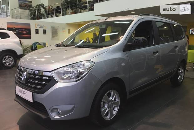 Renault Lodgy Intense