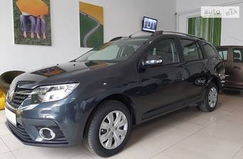 Renault Logan New 1.5DCi 5MT (90 л.с.) 2020