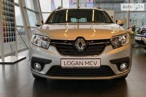 Renault Logan New 0.9 TCe 5MT (90 л.с.) Zen 2019
