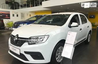 Renault Logan New 0.9 MT (90 л.с.) 2020