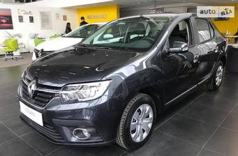 Renault Logan New 1.5d MT (90 л.с.) 2021