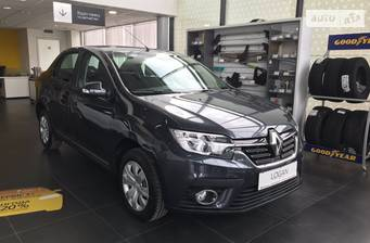 Renault Logan 2021 Zen