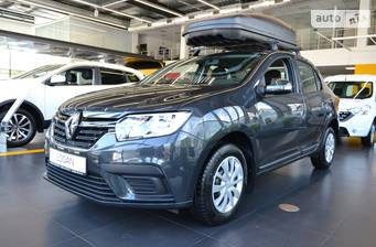 Renault Logan New 1.0 MT (73 л.с.) 2021