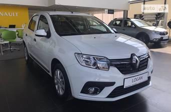 Renault Logan New 1.0 MT (73 л.с.) 2021