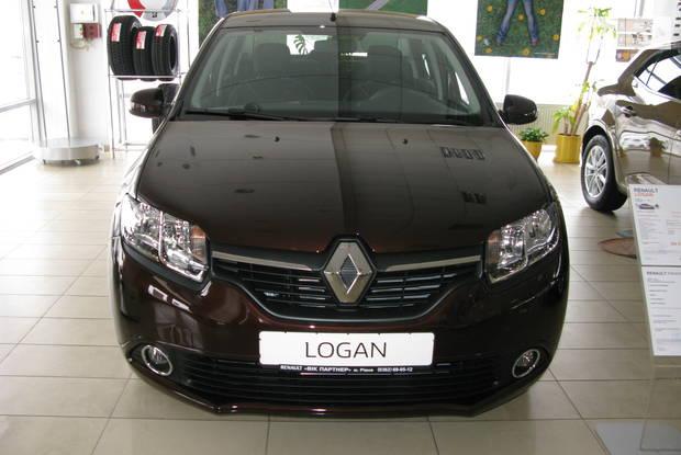 Renault Logan Еxpression