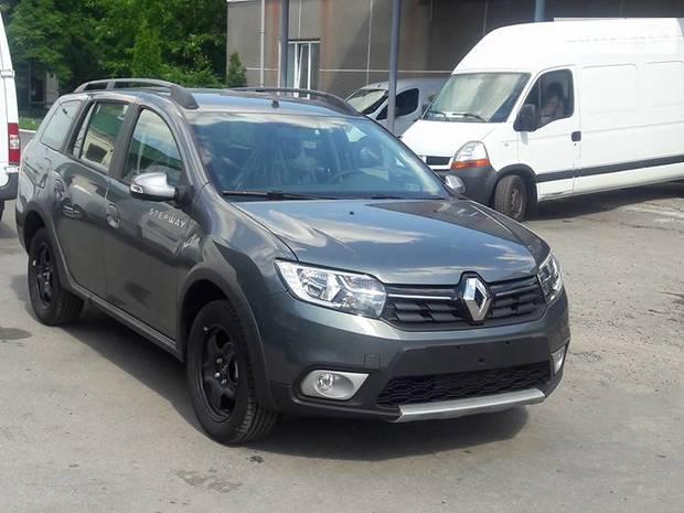 Renault Logan Limited Edition Cross