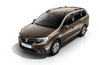 Renault Logan Life+ 2019